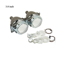 Car Styling 3 0 Inches Bi Xenon Projector Lens Q5 High Beam And Low Beam For