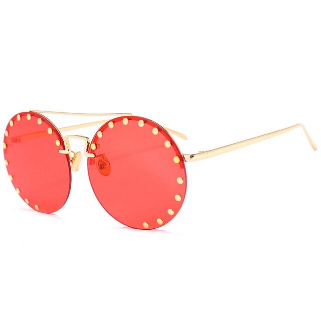 8f050f302 Sun Glasses For Men Luxury Sunglasses Women Oculos Redondo Round Sunglasses  Women Round Glasses For Men
