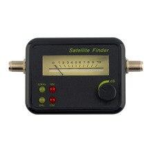 GSF9504 Mini Numérique LCD Affichage Satellite Signal Finder Compteur Testeur Excellente Sensibilité Usine directement vente