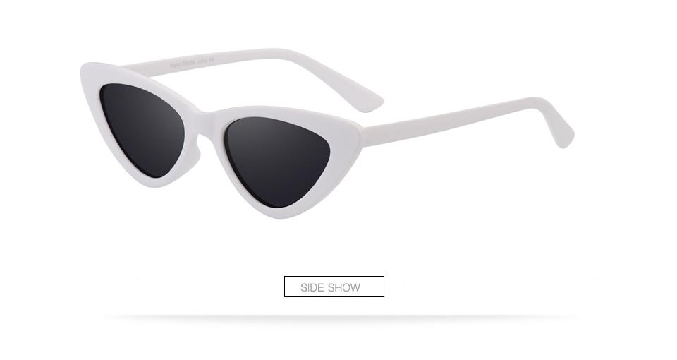 HTB1dDUbmjihSKJjy0Feq6zJtpXah - Winla Fashion Design Cat Eye Sunglasses Women Sun Glasses Mirror Gradient Lens Retro Gafas Eyewear Oculos de sol UV400 WL1127