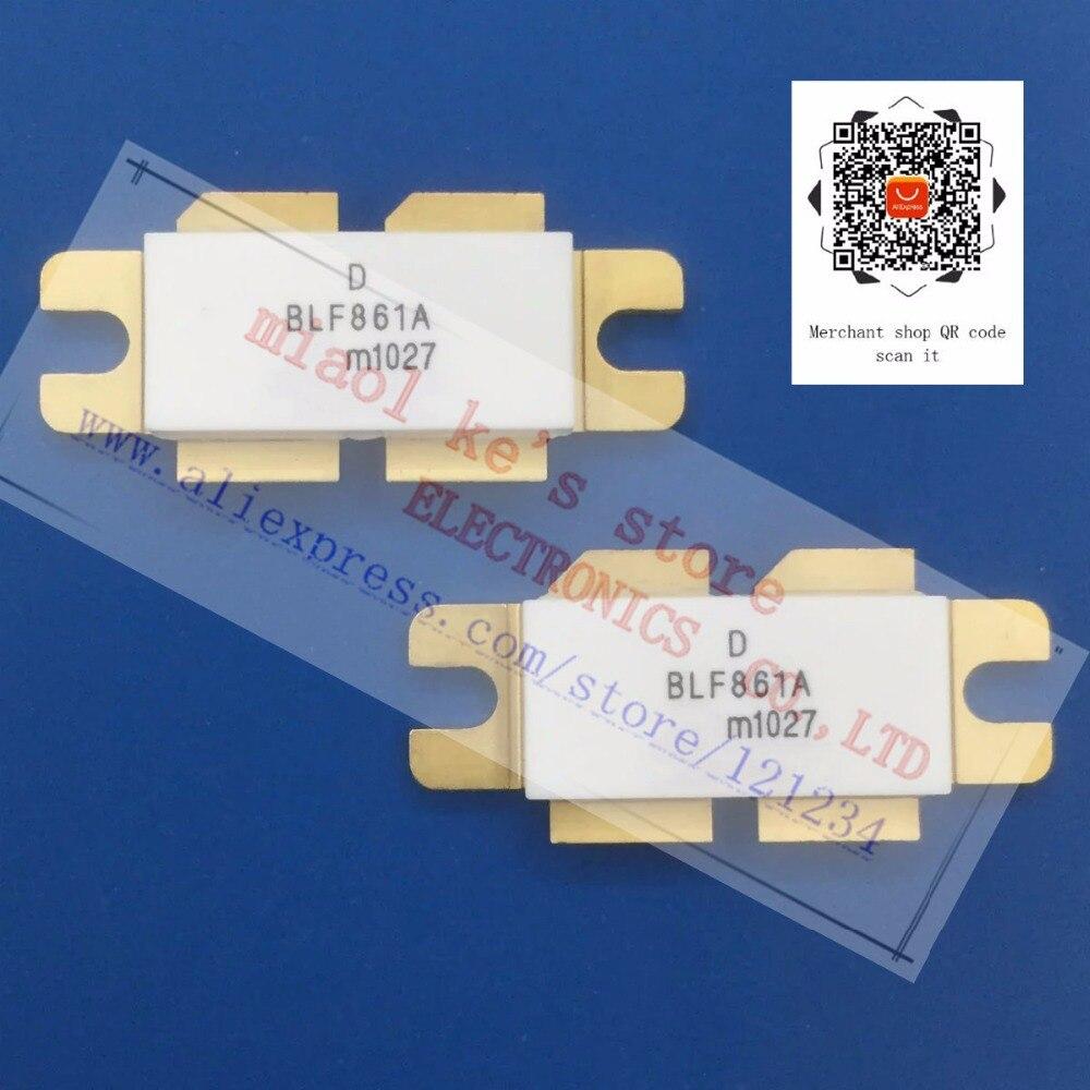[2 шт./1 лот] BLF861A BLF861 [РЧ полевой LDMOS 65 V 150W14. 5DB 860 МГц SOT540A] РЧ полевой LDMOS транзистор