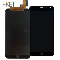For Meizu M1 Note Display 100 New LCD Screen Touch Screen Digital Panel Glass Repair For