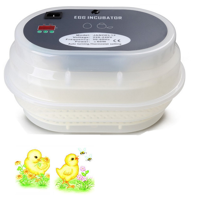 Hot sale Hatcher brooder poultry Chicken Goose Duck Quail Egg Incubator Hatching Temperature Control