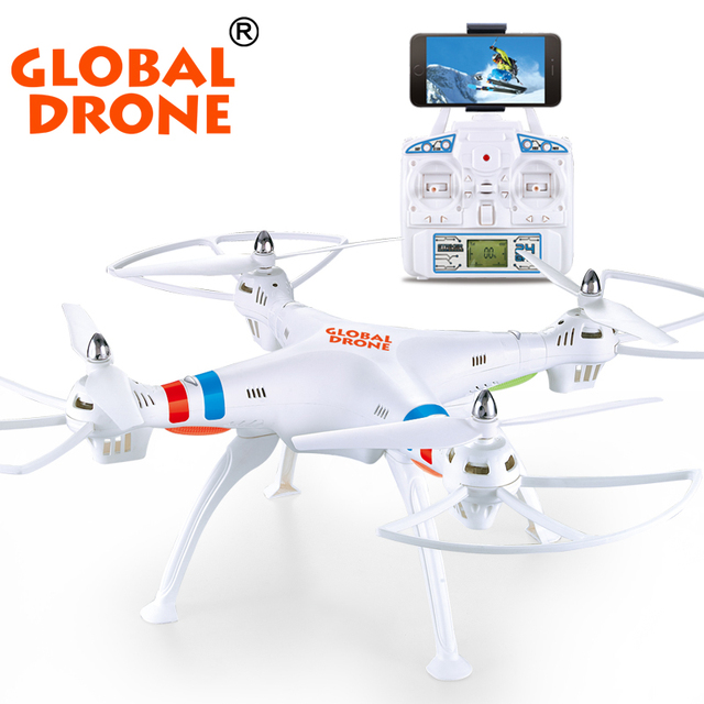 Global Drone Gw180 6 Axis 2.4G Professional Drone Quadcopter Can Come With 2.0Mp Camera, Fpv Camera Quadrocopter Vs X8W