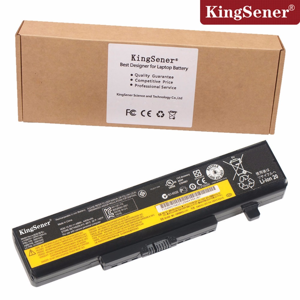 4400mAh KingSener Korea Cell Battery for Lenovo ThinkPad Edge E430 E431 E435 E530 E531 E535 E540 E430c Y480 G480 45N1043 45N1042 new original cpu cooling fan for lenovo thinkpad e430 e435 e430c e530 e535 heatsink 4 pins dc 5v cooler free shipping