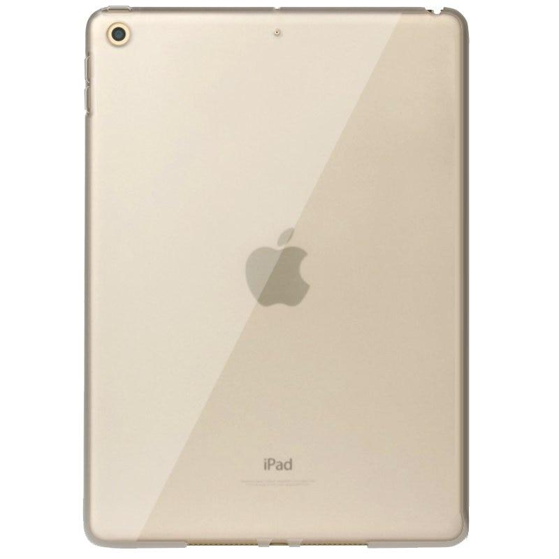 Case For New iPad 9.7 inch 2017 Soft Silicon Protective Cove