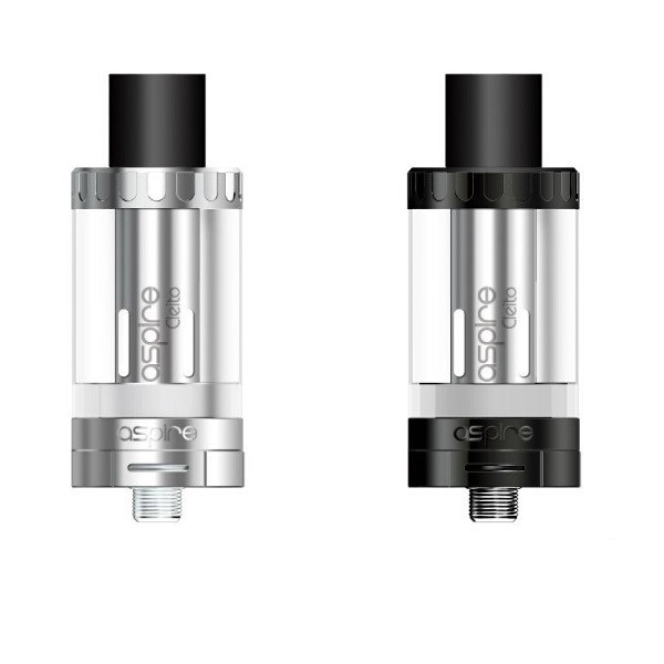 Original Aspire Cleito atomizer top fill sub ohm aspire tank 0.4ohm / 0.2ohm 3.5ml capacity electronic cigarette kit atomizer