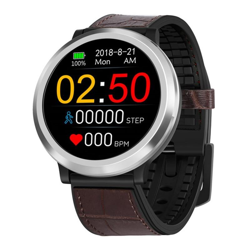 Tonometer Blood Pressure Pulse Monitor Pulsometer Heart Rate Oximeter Pedometer Wrist Digital Tensiometers Smart Wristband Watch