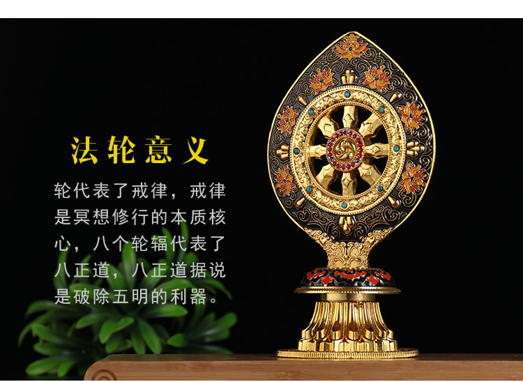 Wholesale Buddhist Articles #large HOME Efficacious Protection # Tibetan Nepal Buddhism Tantric Ritual Gilding Buddha Statue