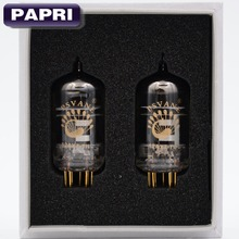 1Pair PSVANE 12AX7 T ECC83 Mark II Vacuum Tube For HIFI DIY Audio Headphone Speaker Vintage