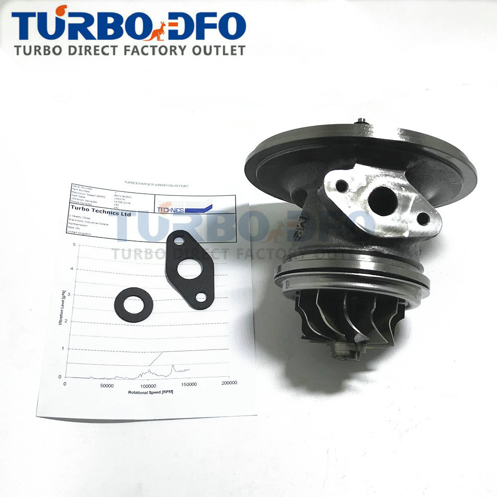 Balanced turboalder core rebuild chra 8971760801 VA190013 For ISUZU Truck Engine 2.8L 3.1L -NEW turbine cartridge  8-97176-0801Balanced turboalder core rebuild chra 8971760801 VA190013 For ISUZU Truck Engine 2.8L 3.1L -NEW turbine cartridge  8-97176-0801