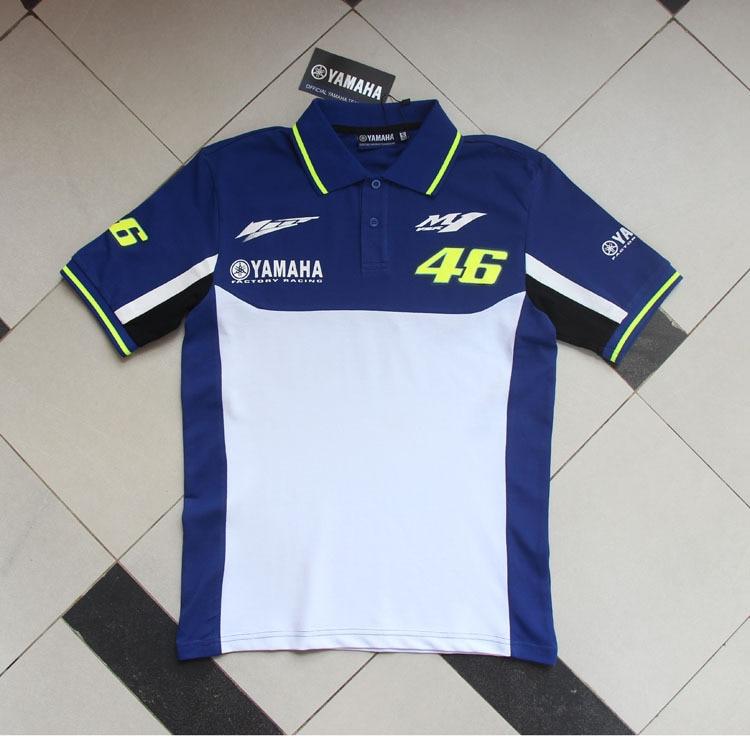 Yamaha Motogp Male Polo Shirt Sale