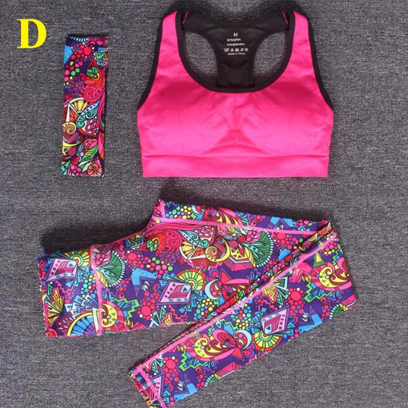 Women's Yoga sets (5)