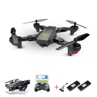 Visuo Xs809hw Xs809w Drone Selfie Drone With Camera Fpv Dron Rc Drones Rc Helicopter Remote Control Toy For Kids Christmas Gift