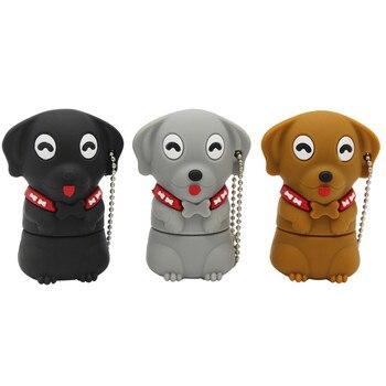 New style cartoon pen drive dog usb flash drive USB Flash Drives