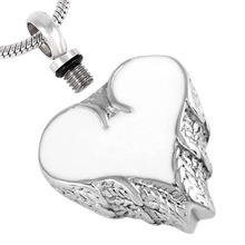 Heart & Wings Shaped Ashes Holder