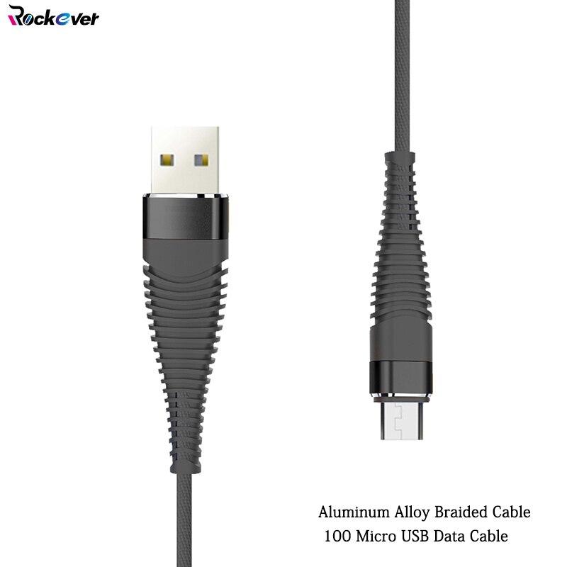 100 см Tensil Micro USB кабель 2A быстро Зарядное устройство плетеный кабель для передачи данных для huawei Коврики 7 8 S P8 P9 lite Honor 5X6X7 7X <font><b>LG</b></font> G3 G4 <font><b>V10</b></font>