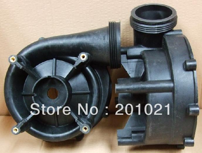 LX LP200 Pump Wet End Body only whole pump wet end part for lx lp series including pump body pump cover impeller seal