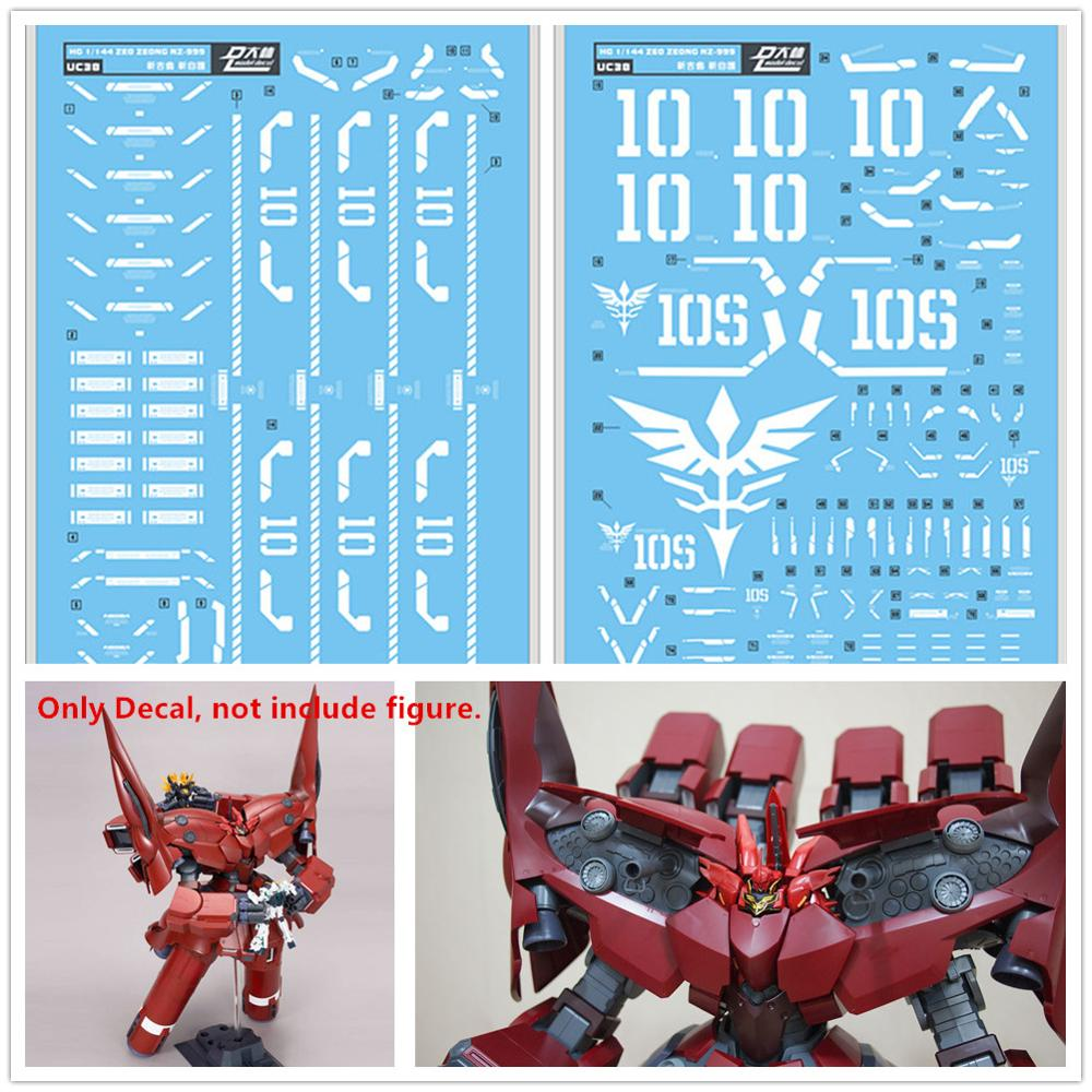 D.L high quality Decal water paste For Bandai HG 1/144 Neo Zeong Sinanju Gundam DL147*(China)