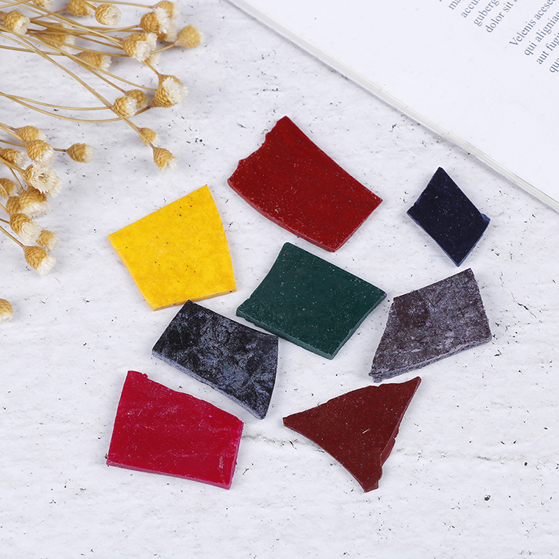 5g DIY Candle Dye Paints for 2KG Soy Wax Candle Oil Colour Coloring Dye Candle Making Supplies 8 Colors Candle Pigments Dye in Candle Accessories from Home Garden