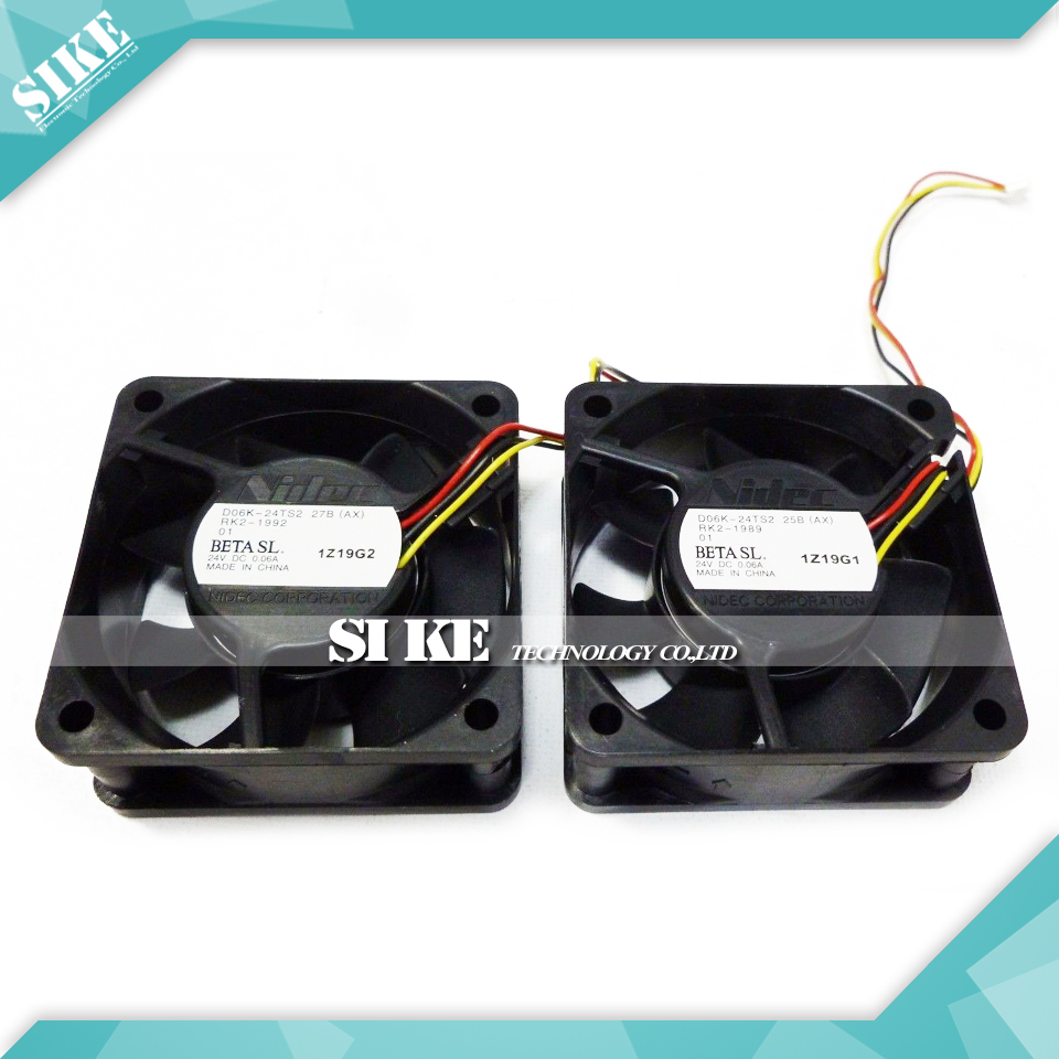 ФОТО Drum Cooling Fans For HP M4555MFP M4555 4555 MPF CM4540 4540 RK2-1989 Drum Fan