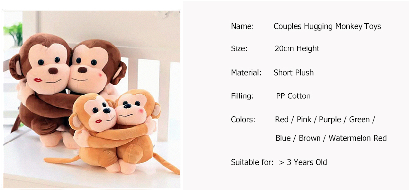 Hugging_Monkey_Toy_Brown