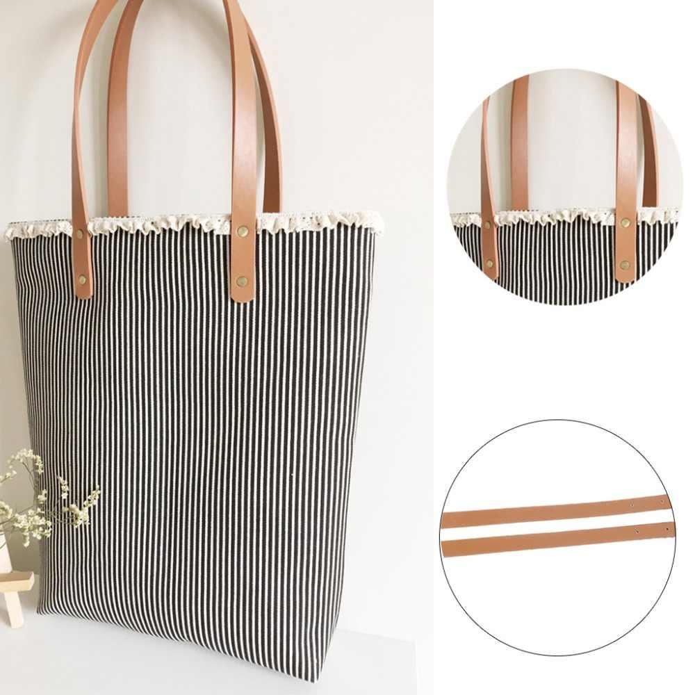 b6844df005 ... THINKTHENDO New Durable Faux Leather Shoulder Bags Detachable Belt Handle  DIY Replacement Handbag Strap ...