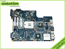 laptop motherboard for toshiba satellite L640 DATE2DMB8D0 A000073400 HM55 ATI 216-0728014 DDR3