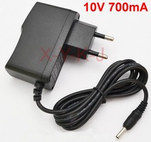 1PCS 10V 700mA 0.7A Universal AC DC Adapter Charger For Lego Mindstorms EV3 NXT 45517 Robot Power Supply EU plug