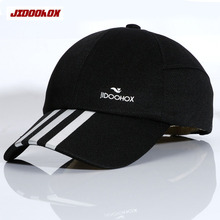 2017 new brand men baseball cap light breathable quick dry hat male sports hat female sunscreen black