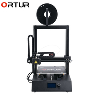 New Generation Ortur 4 Time Saving 3D Printer Linear Rails Printing Machine for Schools/Industrial/Engineer design Home 3D Print