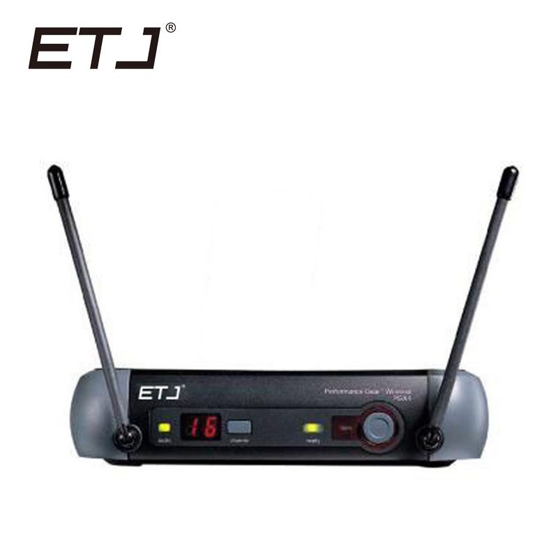 ETJ Brand UHF Professional Wireless Microphone System PGX Receiver моторное масло motul atv power 4t 5w 40 4 л