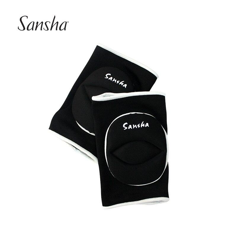 Prix pour Sansha Sport Rotule Pour Le Football Basket-Ball Volley-Ball Sport Sécurité Protecteur Genou Pad