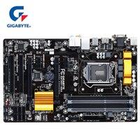 100% Gigabyte GA H97 HD3 Motherboard LGA1150 DDR3 USB 3.0 32G H97 HD3 Desktop Mainboard Systemboard H97 D3H SATA III Used