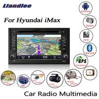 Liandlee для hyundai imax 2007 ~ 2013 Android автомобильный Радио CD DVD мультимедийный плеер gps навигатор карты камера OBD tv HD экран