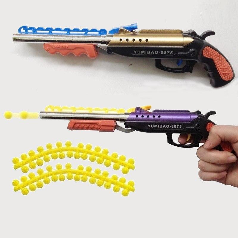 Soft Bullet Gun toys pistols Children Classic Kids toy gift airsoft air guns Weapon model hot toys for girls boys educational Щипцы