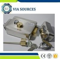 Free Shipping Dc 12v Fit Video Door Phone / Doorbell Intercom Access Control Security System Gate Door Electric Door Lock