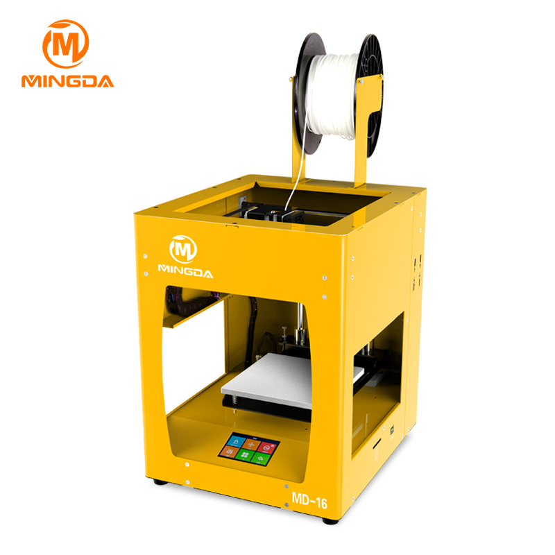 High Quality Best 3D Printer 2017 FDM Professional Small Size 3D Printing Machine Impressora 3D Model Making Machine House Use