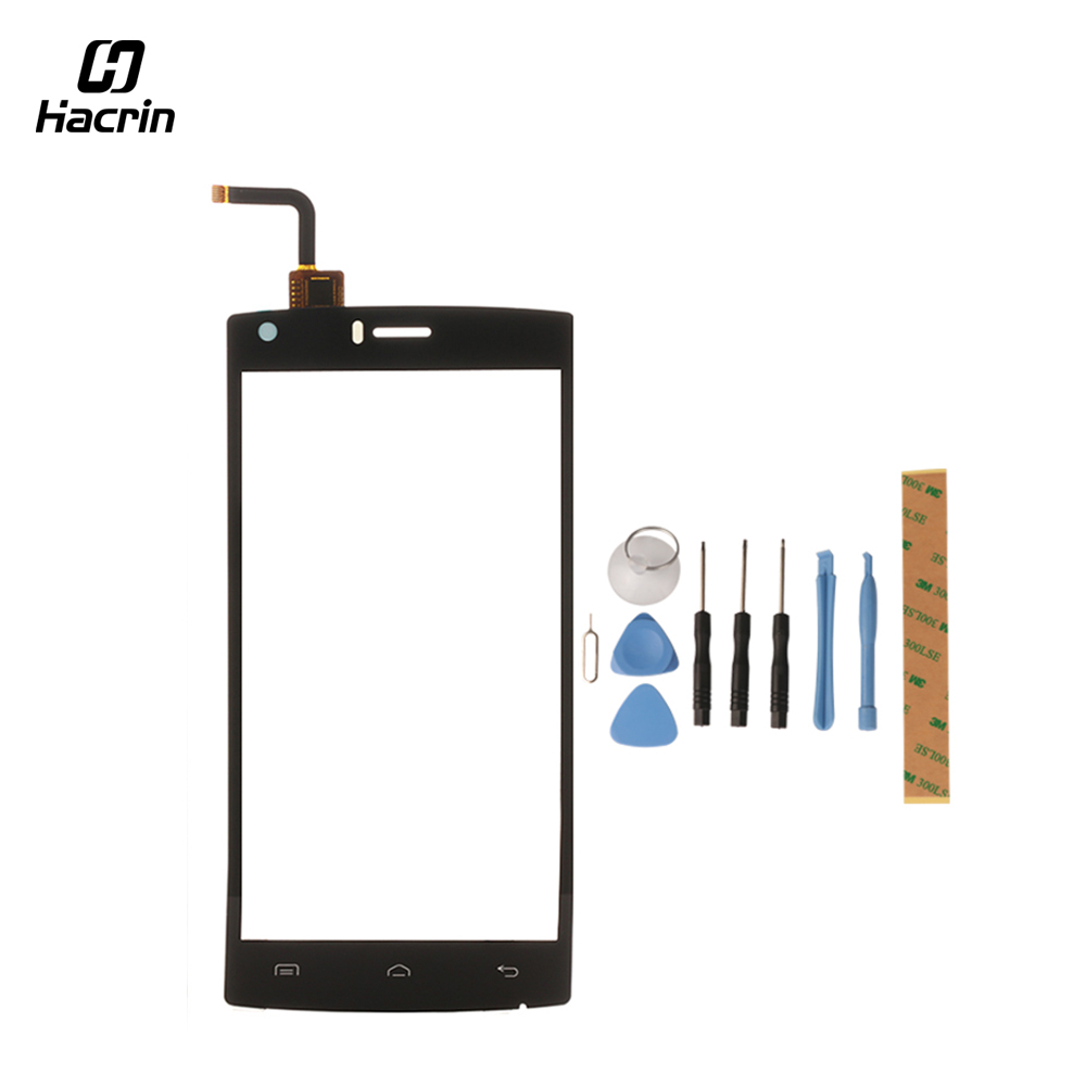 for Doogee X5 MAX PRO Touch Screen with Tools Glass Touch Panel Accessories Smart Phone Replacement For DOOGEE X5 MAX