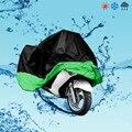 Alta calidad xl 245*105*125 cm de la motocicleta cubierta bicicleta eléctrica cubre motor moto capa de lluvia impermeable conveniente para todos los motores