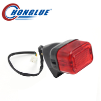 Motorcycle Accessories for Yamaha VINO 5AU Motorcycle scooter taillight assembly Rear brake tail light