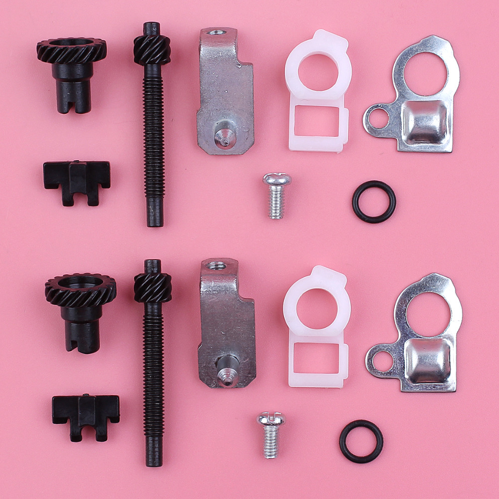 2pcs/lot Chain Adjuster Tensioner Screw Set For Stihl 044 046 064 066 MS440 MS460 MS640 MS660 Chainsaw Spare Part 1127 007 1003