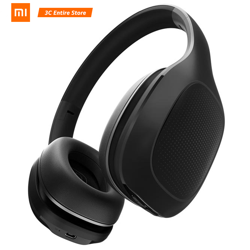 Xiaomi Mi Headphone Bluetooth 4.1 Headset Earphone Original Wireless Dynamic Sport Music Headphones For Xiaomi Mobile Phone awei a920bls bluetooth earphone wireless headphone sport headset with magnet auriculares cordless headphones casque 10h music