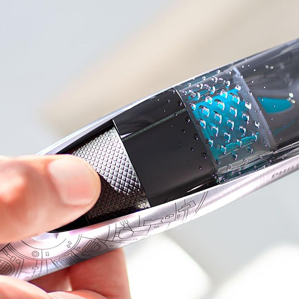 Philips Star Wars Speciale Editie Vacuüm Baard Trimmer SBT720/15 met Volledige Metalen Bladen 0.5mm Precisie Instellingen Gemakkelijk te gebruiken - 4