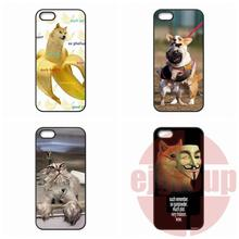 Doge Internet Funny Face For Samsung Galaxy J1 J2 J3 J5 J7 2016 Core 2 S Win Xcover Trend Duos Grand Bags Cases