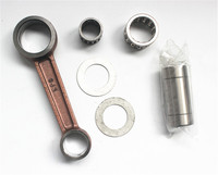 12161 96300 conneting rod kit is brand new aftermarket parts 2 strokes For Suzuki 25HP 30HP boat engine