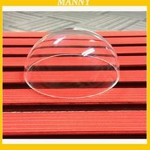 80 мм-300 мм акриловый полушар прозрачный пылезащитный оргстекло дисплей крышка Пластиковый показ мяч