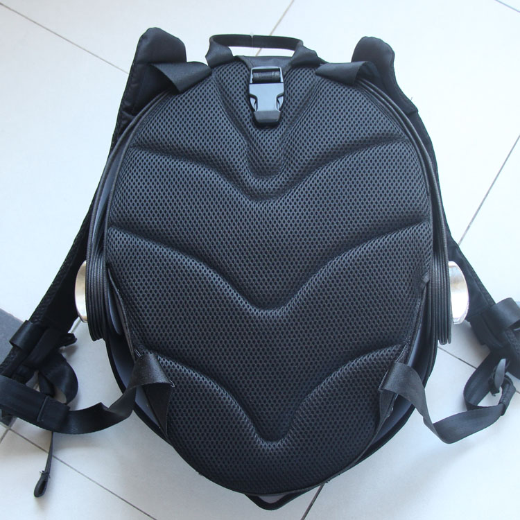 5ffc30bac2 Rock biker riding backpack helmet bag motorcycle riding backpack trendy pangolin  backpack-in Tank Bags from Automobiles   Motorcycles on Aliexpress.com ...