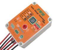 Waterproof Solar Light Controller Dc 12V 24V 10A PWM Battery Charge Regulator