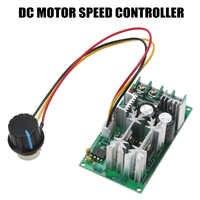 PWM Fan Motor Speed Controller Module 1200W 20A DC 12V/24V/36V/48V/60V 25KHZ ALI88